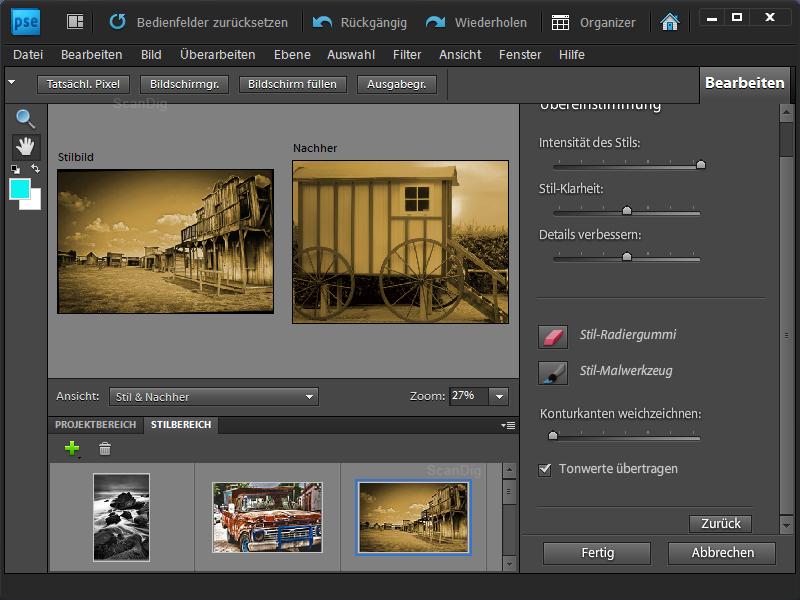 Adobe Photoshop Elements Test Versionsübersicht Vergleich Der
